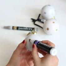 DIY Ornament paint pen