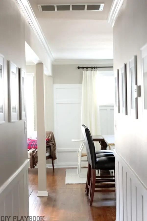 Hallway Dining Room