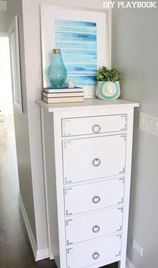 Ikea Dresser Linen closet