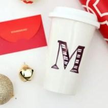 DIY Anthropologie Mug Hostess Gift