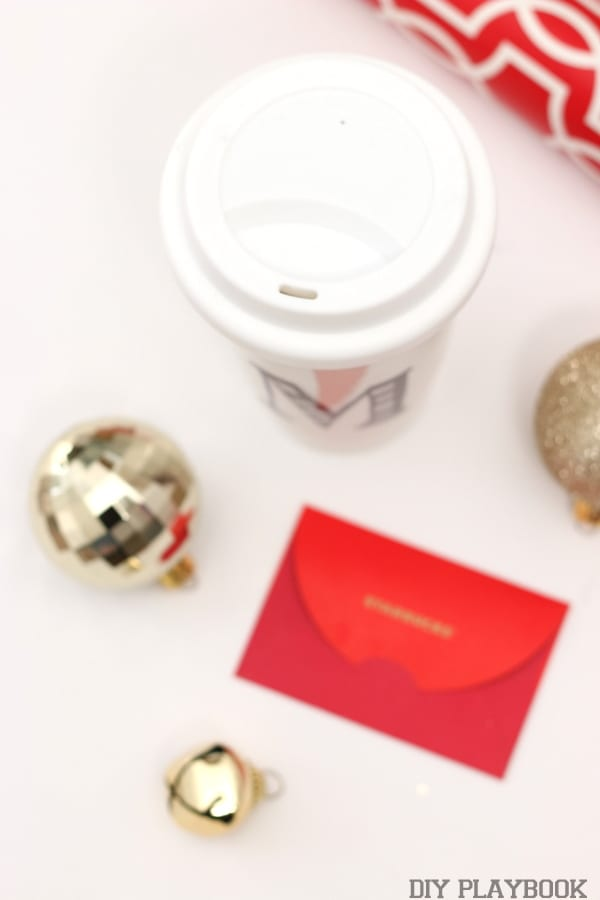 DIY Anthropologie Coffee Mug Hostess Gift