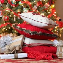 Christmas Pillows and Gifts