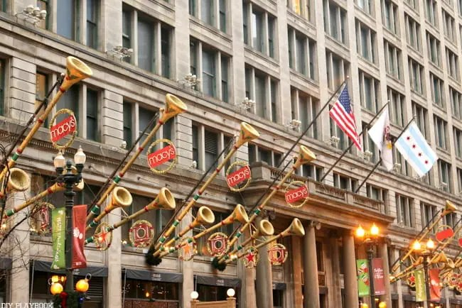 Chicago Macy's State Street