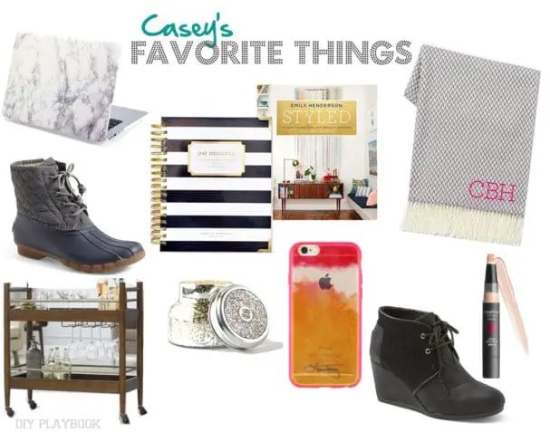 Casey Favorite Thing Mood Board