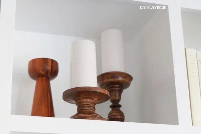 candles-shelves-bookcase-built-ins