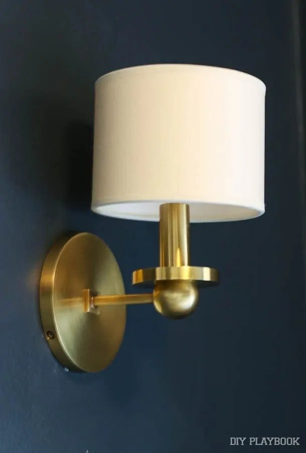 gold-wall-sconce-guest-room