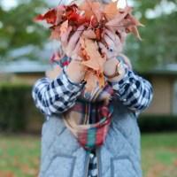 leaves-fall-plaid-vestjpg
