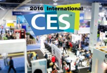 ces 2016 exhibit hall