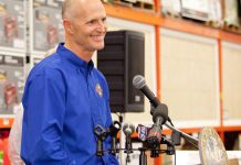 Florida Gov. Rick Scott (photo via Wikimedia)