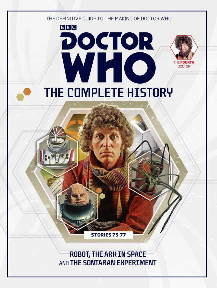 Complete History 6 Tom Baker