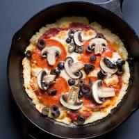 Otto's Cassava Flour Pizza Crust