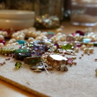 Dorset's Delicious Bits | Working Glass Jewellery