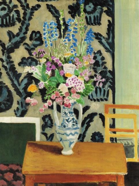 Matisse, Bouquet de fleurs pour le Quatorze Juillet, 1919