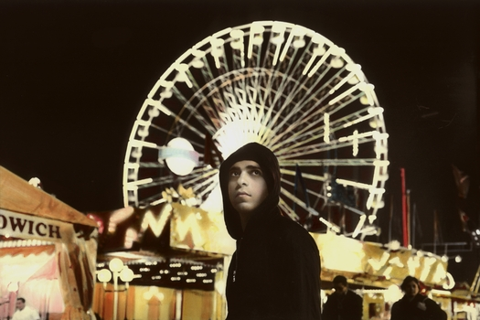 funfair_self_portrait