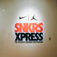 NIKE'S SNKRS XPRESS STATION OPENS IN NYC TODAY