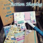action shoplog