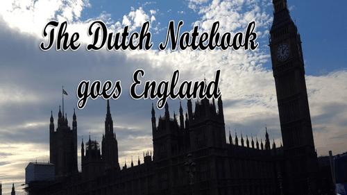 England sfeerfilmpje