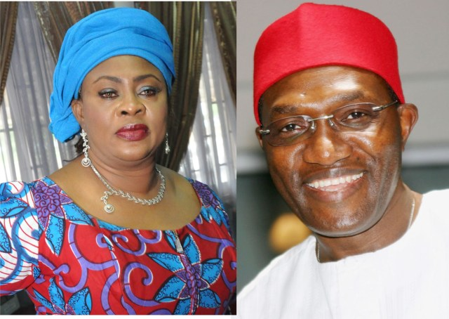 Oduah and Andy Ubah