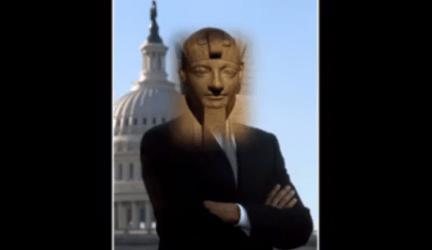 Obama Pharoah - YouTube Screenshot