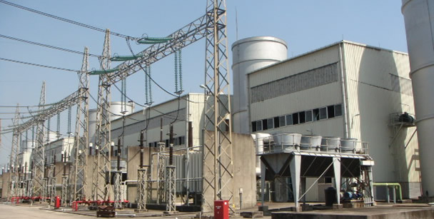 Ugheli Gas-power station
