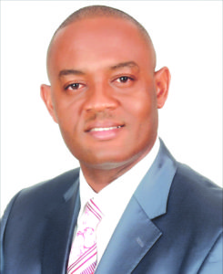 Dr Anthony Akah, Acting Chairman and Chief Executive Officer, Nigerian  Electricity Regulatory Commission (NERC)