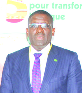 Waheed Olagunju, Ag. Managing Director, BoI