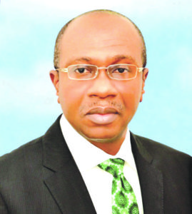 Godwin I Emefiele official portrait(10