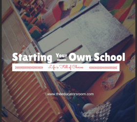 Starting Your Own School(1)