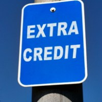The Conundrum of Extra Credit