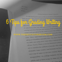 6 Tips for Grading Writing
