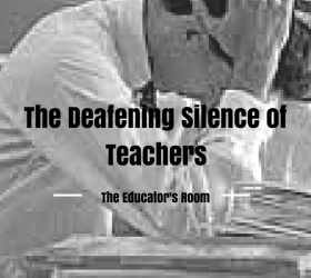 The Defeaning Silence of