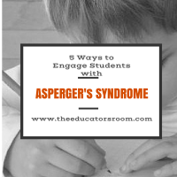 5 Ways to Engage the Student With Asperger's Syndrome