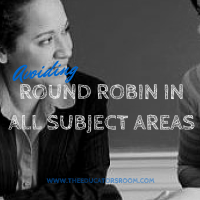 Avoiding Round Robin in All Subject Areas