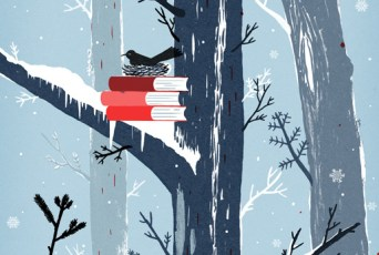 """""""Winter Books"""" by Chris Silas Neal"""