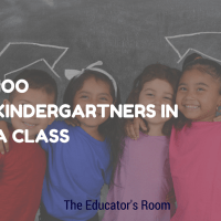 100 Kindergarteners: An Experiment with Our Children!