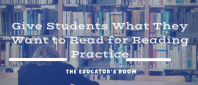 Give Students What They Want to Read for