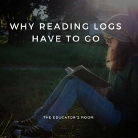Why Reading Logs Have to Go