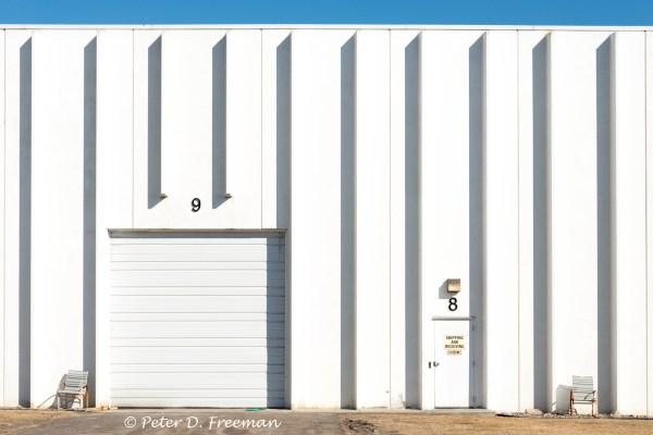 Doors 9 & 8
