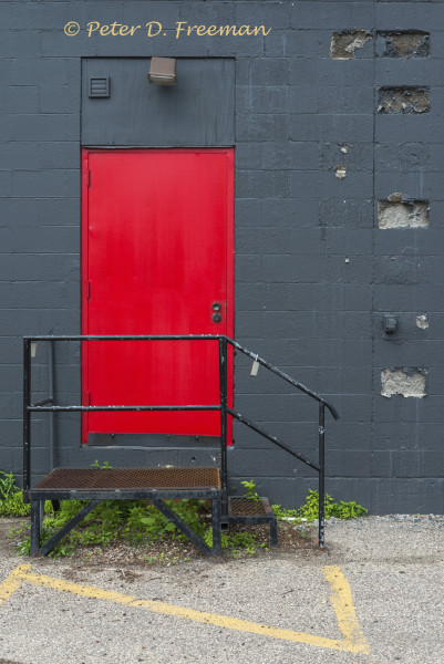 Red Entrance
