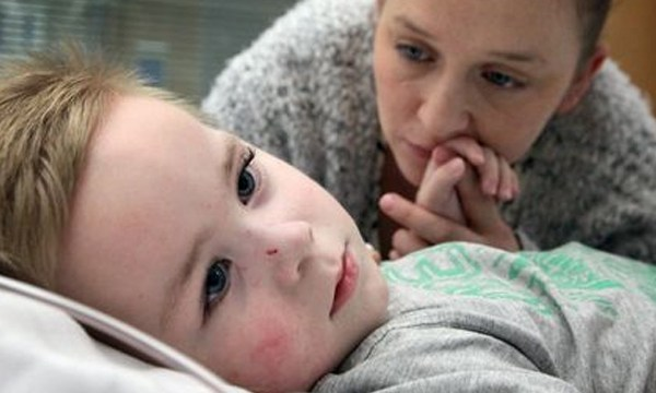 Meet the miracle three-year-old who 'should not be alive' today due to his mystery illness