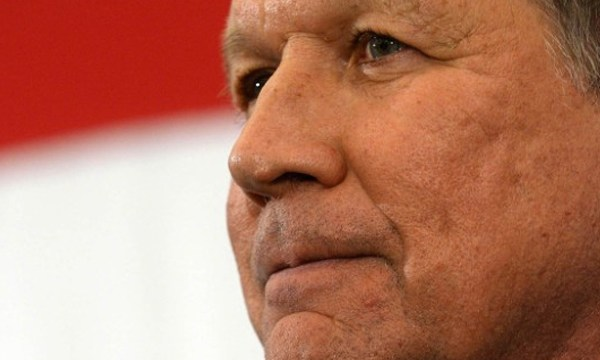 Ohio Gov. Kasich signs bill to legalize medical marijuana
