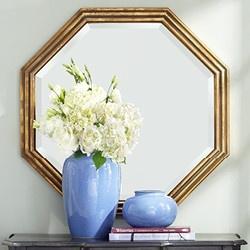 octagon mirror wisteria