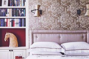 sconce wallpaper