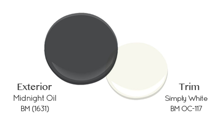 Conn duplex paint color