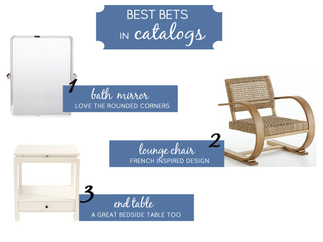 best catalog buys
