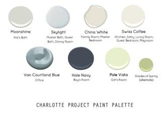 Charlotte Color Palette