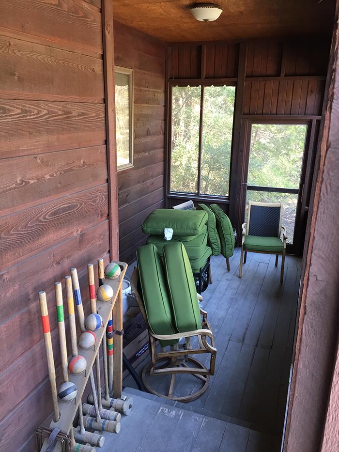 Texas Porch Makeover Needed
