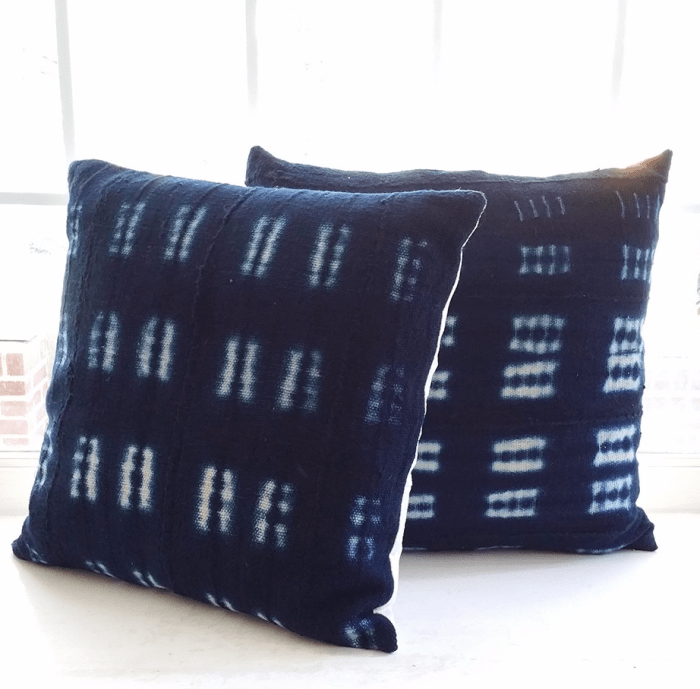 Pillows-African-Indigo-Mudcloth_by_the_estate_of_things_well lit