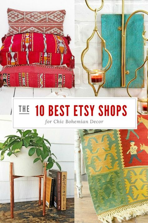 the estate of things ten best bohemian shops on etsy