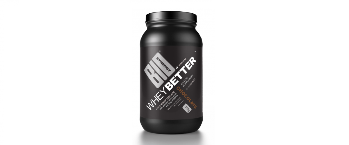 Tried & Tested: Bio Synergy 'Whey Better' Protein